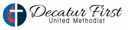 Decatur First United Methodist Church logo
